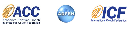 Associate Certified Coach, ADFEN, International Coach Federation